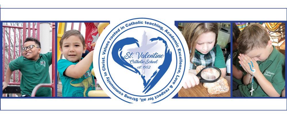 St  Valentine School Web Site - Home
